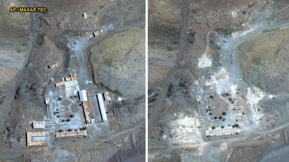 Iran allegedly destroyed secret nuclear weapons site: What that means