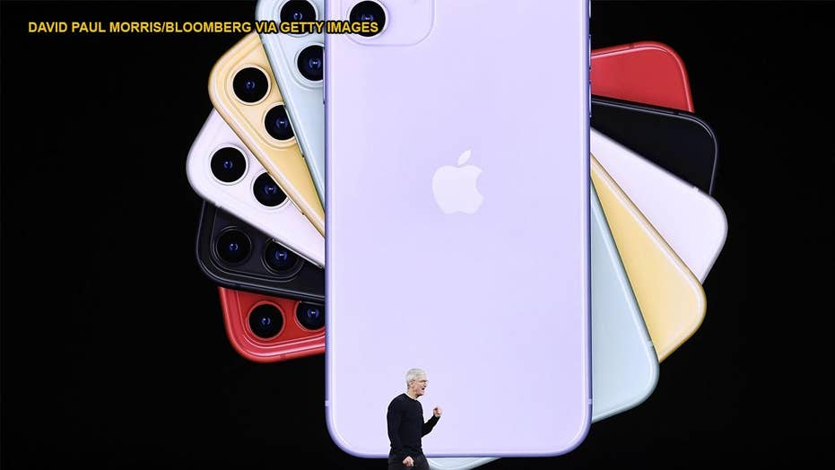 Apple debuts iPhone 11 models featuring new designs, cameras, and longer battery life