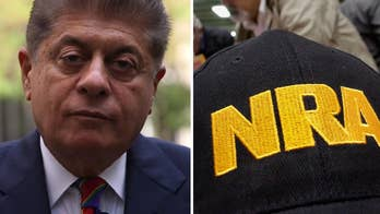 Judge Andrew Napolitano: San Francisco violates NRA's freedom of speech under Constitution