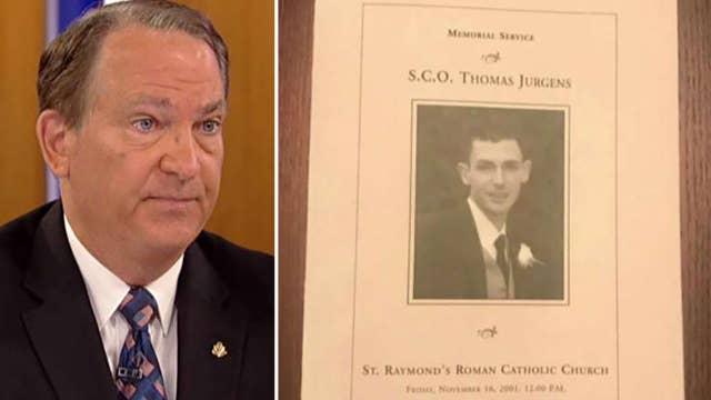 Brad Blakeman remembers his fallen nephew on the 18th anniversary of 9/11