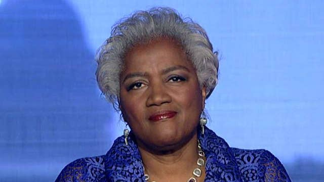 Donna Brazile sees 'good news' for Democrats in North Carolina special election defeat