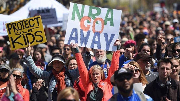 NRA sues San Francisco after city declares it a 'domestic terror organization'