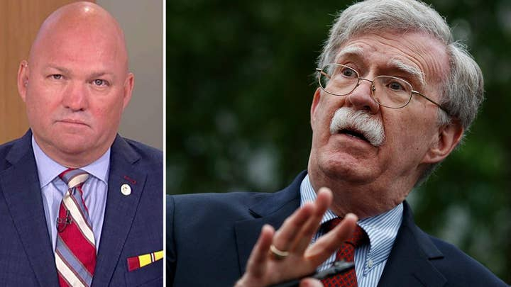 Who should replace John Bolton as National Security Adviser?
