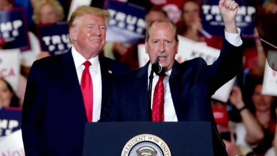 Dems admit Trump helped GOP candidates sweep North Carolina
