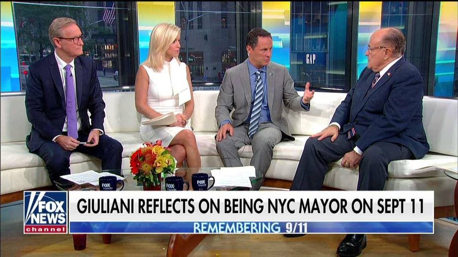 Rudy Giuliani shares what he said about Usama bin Laden to George Bush following 9/11 Attacks