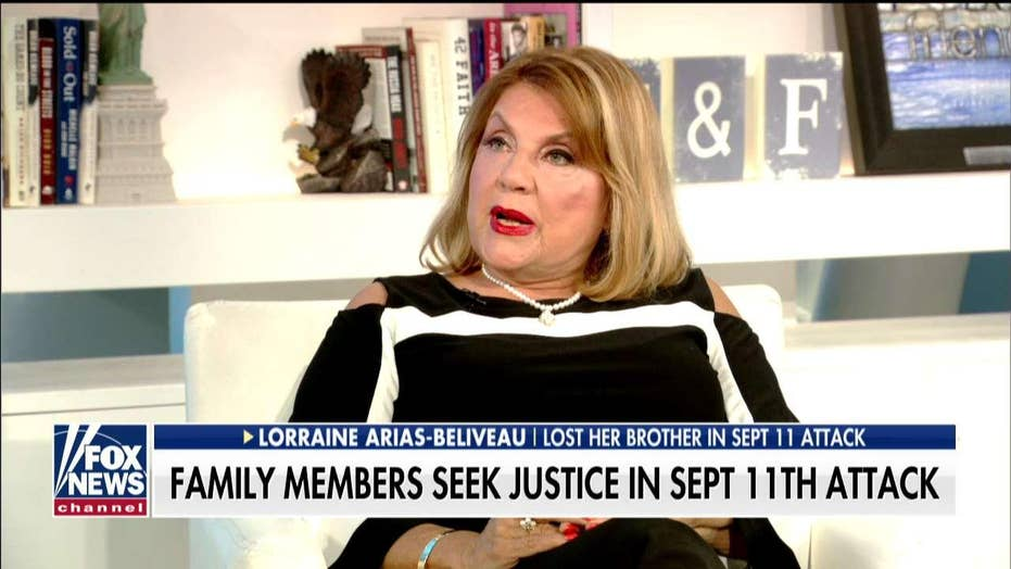 Sister of 9/11 victim has been to Gitmo three times to seek justice for attack