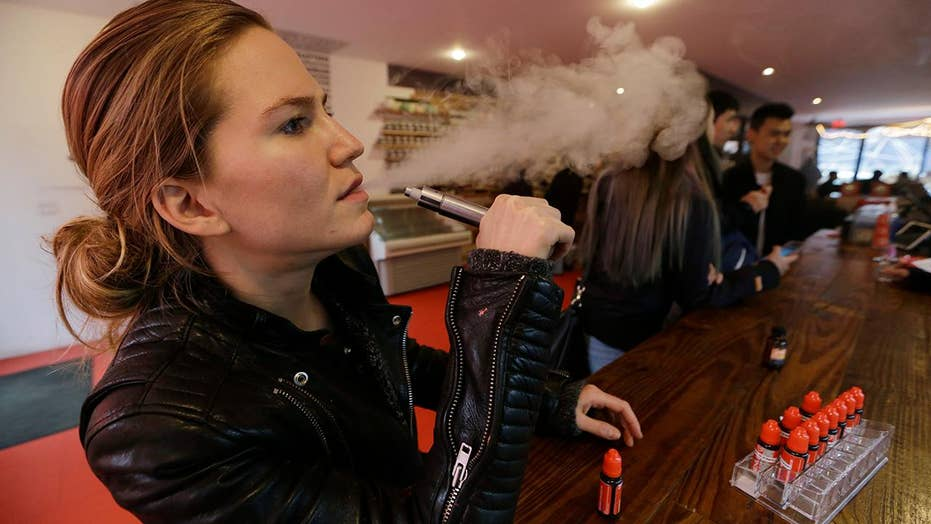 US officials are urging people to stop using e-cigarettes after CDC reports 6 confirmed deaths