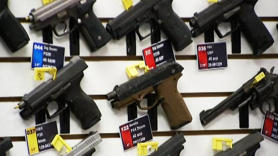 Gun control key for Democratic voters in Texas