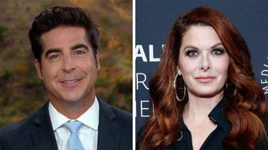 Watters reacts to Debra Messing retweet on Ivanka and Jared