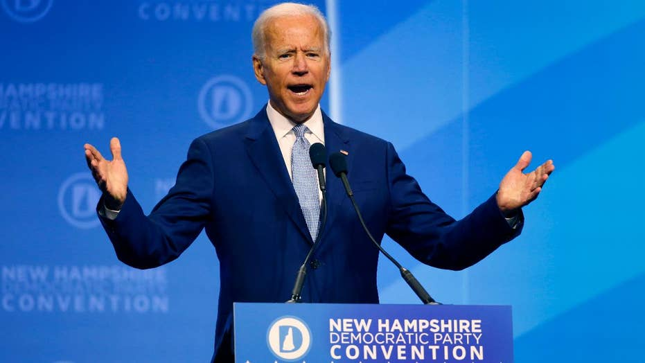Democratic presidential rivals chase Joe Biden ahead of debate