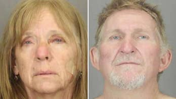 Fugitive couple arrested after three weeks on the run