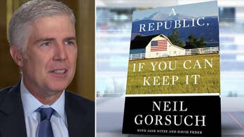 Supreme Court Justice Neil Gorsuch on his new book 'A Republic, If You Can Keep It'