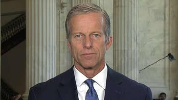 Sen. John Thune says Republicans want 'meaningful solutions' to curb mass shootings
