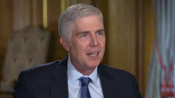 Supreme Court Justice Neil Gorsuch on checking his personal beliefs at the door