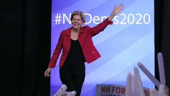Warren wins backing of progressive group that supported Sanders in 2016