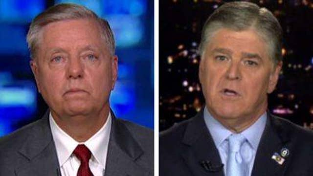 Lindsey Graham on asking Horowitz to testify