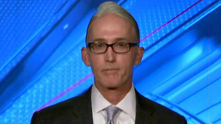 Gowdy: McCabe is entitled to present his case