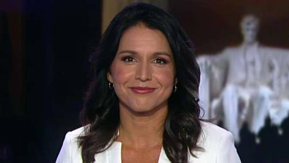 Gabbard: 9/11 inspired me to enlist in the military to protect our freedoms