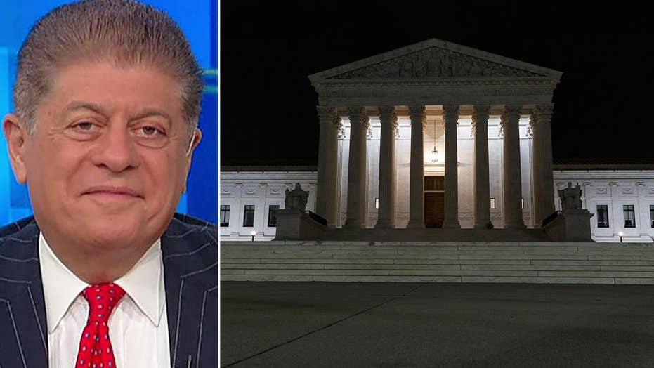 Judge Napolitano breaks down Supreme Court order allowing Trump asylum restrictions to take effect