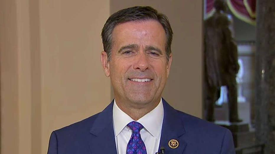 Rep. Ratcliffe: House Democrats want to make clear to their voters that they're the party of impeachment