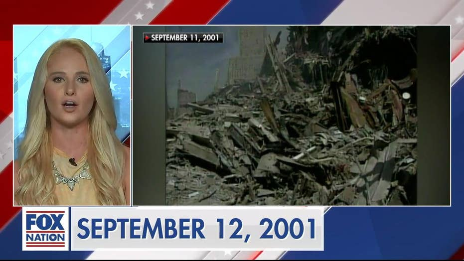 Tomi Lahren on American unity after 9/11: 'It's in us...We have just lost it somewhere along the way'