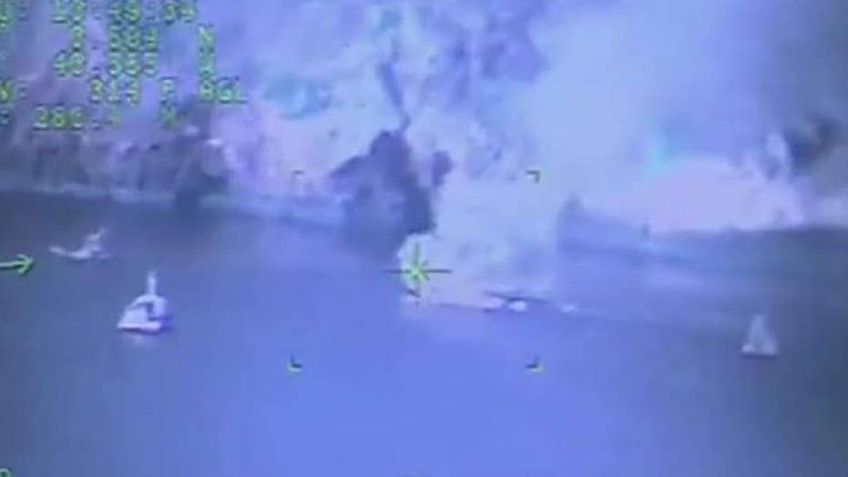 NTSB releases two-page preliminary report on deadly California dive boat fire