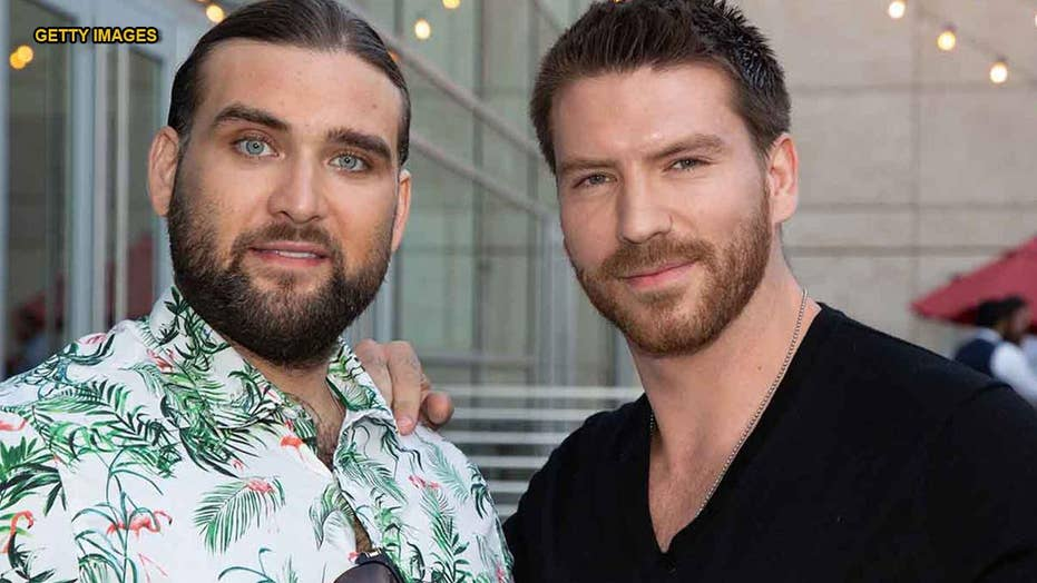 'D-Day' stars Jesse Kove and Weston Cage Coppola share advice from their famous fathers
