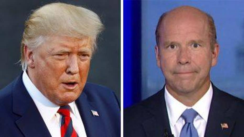 John Delaney rips Trump on trade stance