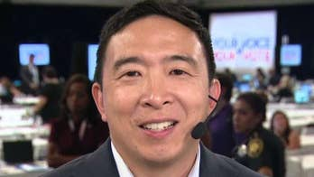 Andrew Yang wants to overhaul presidential motorcade with electric cars