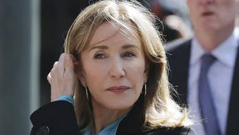 Felicity Huffman set to be first parent sentenced in college admissions scandal