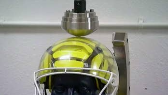 Bay Area startup aims to build a better football helmet