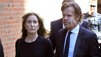 Felicity Huffman asks to spend 14-day sentence in cushy prison close to her LA home