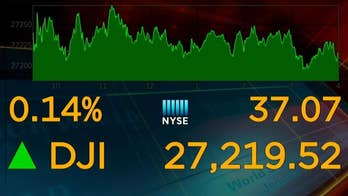 Dow ends the week up 37 points