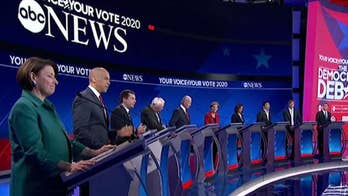 2020 Democrats clash, make big promises on Houston debate stage