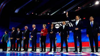 DNC raises qualifying thresholds for November debate