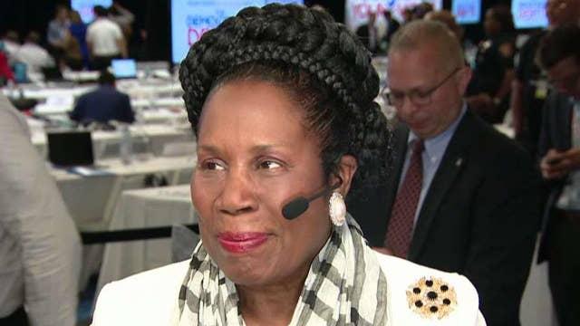 Rep. Sheila Jackson Lee defends House Democrats' impeachment investigation