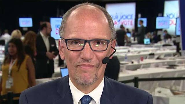 DNC chair on the third Democratic debate: It was a debate about issues