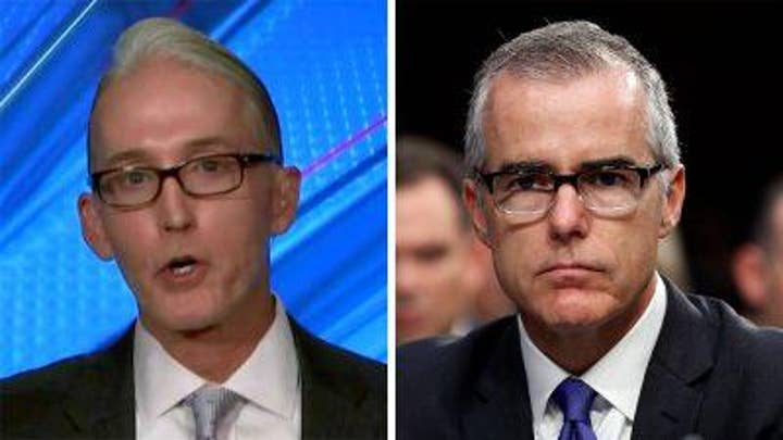 Trey Gowdy on McCabe losing appeal