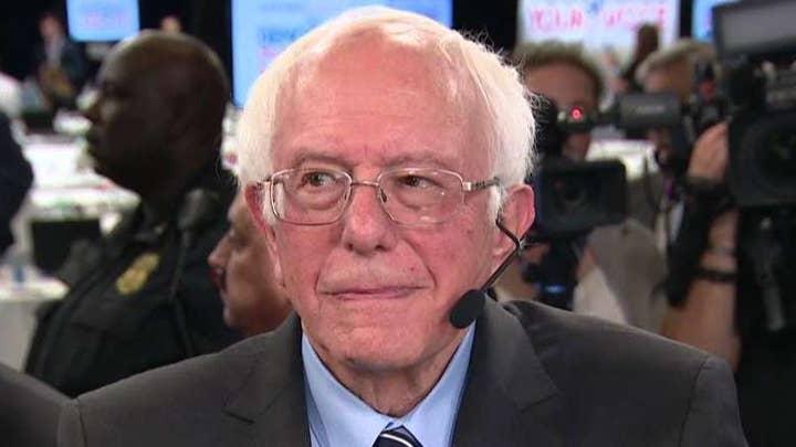 Bernie Sanders explains 'Medicare for all' proposal following Democratic debate