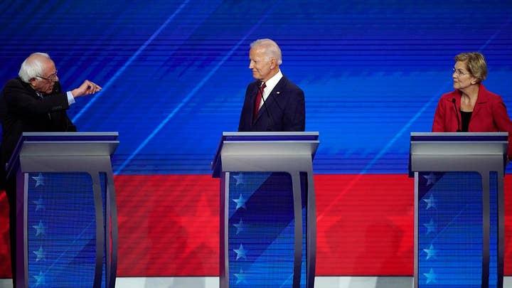 How did Biden, Sanders and Warren stack up during the debate?