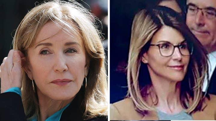 Will Felicity Huffman sentence impact Lori Loughlin's case?