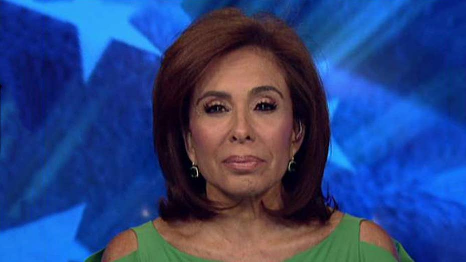 Judge Jeanine: Andrew McCabe used position of power to spin information
