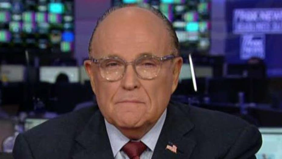 Giuliani: McCabe disgraced the FBI by leaking and lying