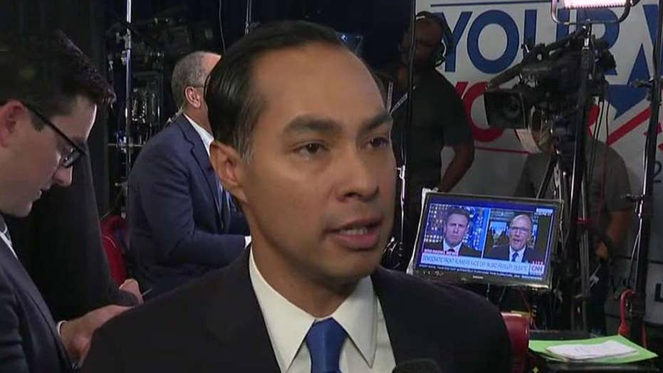 Julian Castro defends challenging Joe Biden on the debate stage