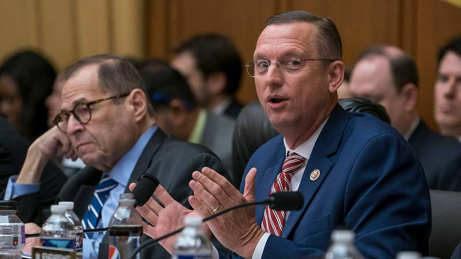 GOP Rep. Doug Collins calls Democratic impeachment push a 'sham'