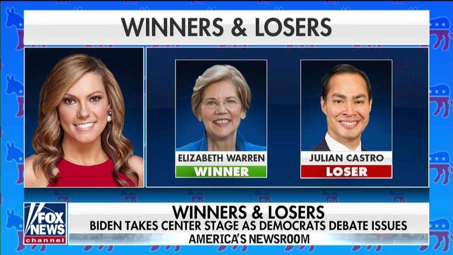 Lisa Boothe and Juan Williams agree on debate loser