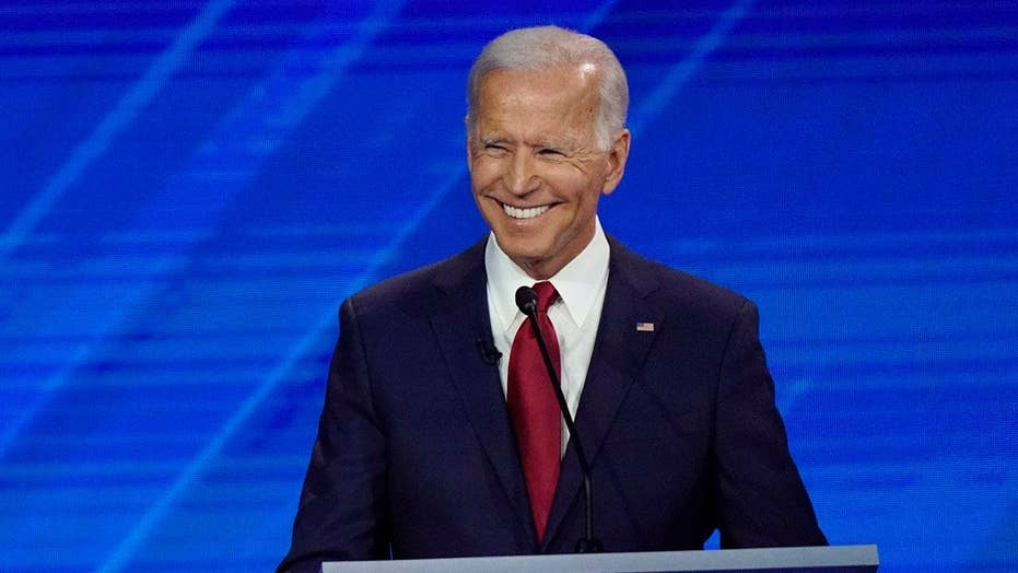 Is Joe Biden's memory fair game for rival Democratic presidential candidates?