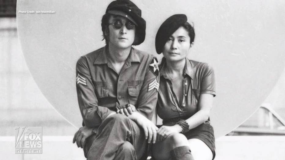 John Lennon and Yoko Ono documentary explores the making of 'Imagine'