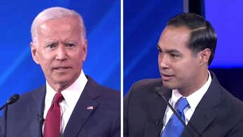 2020 candidates push back on Castro for questioning Biden's memory
