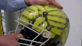 Neuroscientist work to develop better football helmet to help reduce brain injuries